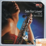 CD, Sax For Lover Vol. 3