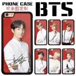 เคสโทรศัพท์ BTS 2018 -ระบุรุ่น/หมายเลข-