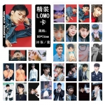 Lomo card set GOT7 Eyes On You - JB
