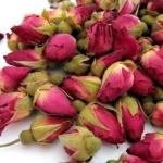 ชาดอกกุหลาบ (อบแห้ง)
