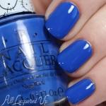 OPI - My Pal Joey สีฟ้าบลู โทนสีเก๋แสนน่ารักที่สาสวๆ ไม่ควรพลาด