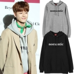 Hoodie nomantic Sty.Seoho-ระบุไซต์/สี-