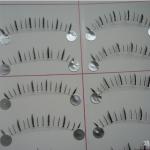 HX-12# ขนตาล่าง เอ็นใส (ขายปลีก) เเพ็คละ 10 คู่