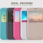 Samsung Galaxy S6 - เคสฝาพับ Nillkin Sparkle leather case แท้
