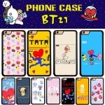 เคสโทรศัพท์ BTS BT21 Cartoon -ระบุรุ่น/หมายเลข-