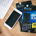 iPhone 7 - FOCUS SUPER GLASS 9H กระจกกันรอย แข็งแกร่งพิเศษ แท้