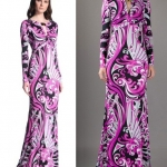PUC121 Preorder / EMILIO PUCCI DRESS STYLE
