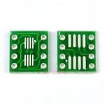 SO8 MSOP8 SOIC8 TSSOP8 SOP8 turn DIP8 IC adapter Socket Adapter plate PCB