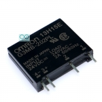 Omron SSR relay 24V 2A 240VAC Solid State Relay รีเลย์แบบไร้หน้าสัมผัสยี่ห้อ Omron 24V