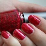 Morgan Taylor - Rare as Rubies สีแดงกลิตเตอร์ เนื้อสีสวยที่สาวๆ ไม่ควรพลาด