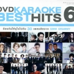 DVD Karaoke Best Hits Vol.6