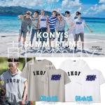 เสื้อยืด iKON KONY'S SUMMERTIME -ระบุสี/ไซต์-