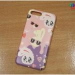 iPhone 8 Plus / 7 Plus - เคส TPU ลาย Bunny And Friends