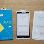 Huawei Mate9 (เต็มจอ/กาวเต็ม) - กระจกนิรภัย P-One FULL FRAME แท้