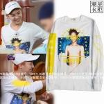 เสื้อแขนยาว HBA 2015 Sty.G-Dragon -ระบุไซต์-