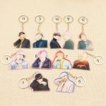 พวงกุญแจ BTS FACE YOURSELF -ระบุหมายเลข-