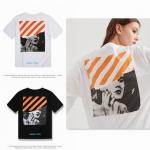 เสื้อยืด Off-White c/o Virgil Abloh Photocopy -ระบุสี/ไซต์-