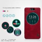 Zenfone Selfie (ZD551KL) - เคสฝาพับ หนัง Nillkin QIN Leather Case แท้