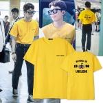 เสื้อยืด SCHOOL IS 1990 USELESS Sty.Winner -ระบุสี/ไซต์-