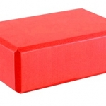 Yoga Block (EVA) สีแดง