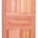 คำนิยามของคำว่า ประตูไม้เนื้อแข็ง