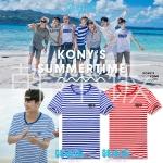 เสื้อยืด iKON KONY'S SUMMERTIME LINE -ระบุสี/ไซต์-