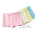 กางเกงในเด็ก สีชมพู เนื้อดี แพ็ค 12ตัว ไซส์ XL (9-12 ปี)