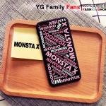 เคสโทรศัพท์ MONSTA X ระบุรุ่น/หมายเลข-