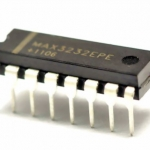 IC MAX3232EPE MAX3232 ไอซี MAX3232CPE IC Chip for PIC Arduino Interface