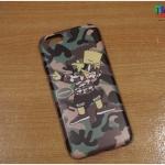 iPhone 6 / 6s - เคส TPU ลายทหาร THE SIMPSONS