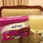 ซื้อ แอคทีฟคอลลาเจน 1 กล่อง 10 ซอง Active Collagen Tripeptide คอลลาเจนชงดื่ม ไตรเปปไทด์ ส่งฟรี EMS