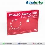 TOMATO Amino Plus L-Glutathione โทเมโท อะมิโน พลัส แอลกลูต้าไธโอน SALE 60-80% ฟรีของแถมทุกรายการ