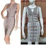 HV079 / Preorder Herve Legr Dress Style พรีออเดอร์เดรสไตล์ Hervr Leger เดรสผ้ายืด ใส่สวยเน้นรูปร่าง