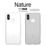 Xiaomi Mi 8 - เคสใส Nillkin Nature TPU CASE สุดบาง แท้