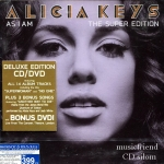 Alicia Keys AS I AM-THE SUPER EDITION(CD+DVD)(2008)