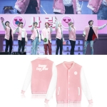 Jacket Basketball BTS Happy EverAfter 4TH -ระบุสี/ไซต์-