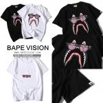 เสื้อยืด BAPE® VISION -ระบุสี/ไซต์-