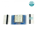SX1278 LoRa module 433MHz SPI interface Ra-02 โมดูลสื่อสารไร้สายระยะไกล SX1278 รุ่น Ra-02 พร้อมบอร์ดขยายขา