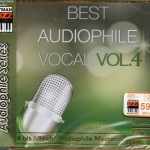 CD,Best Audiophile Vocal Vol. 4(Gold CD)