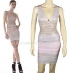 HV076 / Preorder Herve Legr Dress Style พรีออเดอร์เดรสไตล์ Hervr Leger เดรสผ้ายืด ใส่สวยเน้นรูปร่าง