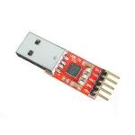 CP2102 module USB to TTL พร้อมสายไฟ