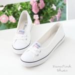 รองเท้าผ้าใบแฟชั่นผู้หญิง ขนาด 35-40 (พร้อมส่ง)