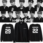 เสื้อแขนยาว WANNA ONE 1st Name member -ระบุไซต์/สมชิก-