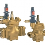 PMC, servo operated regulators, pilot operated main valves