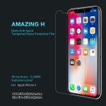 iPhone X - กระจกนิรภัย Nillkin Amazing H แท้