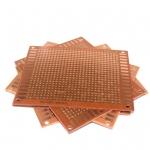 แผ่นปริ๊นต์อเนกประสงค์ 7x9 cm PROTOTYPE PCB Bakelite Plate One Layer 7cmx9cm Panel Universal Board foraDIY