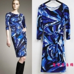PUC103 Preorder / EMILIO PUCCI DRESS STYLE