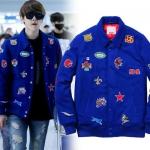 HOOD Jacket SUPREME Sty'Baekhyun -ระบุสี/ไซต์-