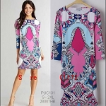 PUC131 Preorder / EMILIO PUCCI DRESS STYLE