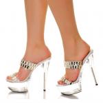 รองเท้าส้นแก้ว ไซต์ 34-43